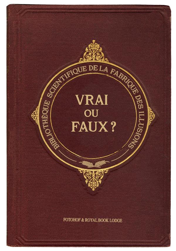 Cover Vrai ou Faux